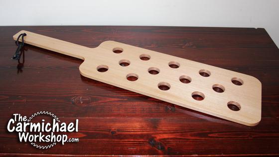 The Carmichael Worikshop Polkadot Paddle