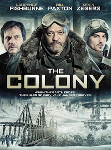 Poster Of The Colony (2013) In Hindi English Dual Audio 300MB Compressed Small Size Pc Movie Free Download Only At worldfree4u.com
