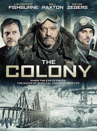 Poster Of The Colony 2013 In Hindi Bluray 720P Free Download