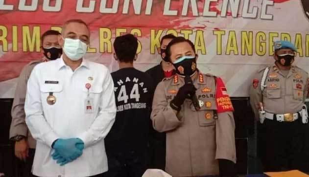 Kapolres:  Hasil Tes Psikologi, Pelaku Vandalisme Musala di Tangerang Menderita Depresi