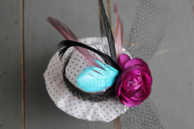 DIY Mini Kentucky Derby Hat