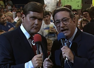 WCW Clash of the Champions XII - Jim Ross & Bob Caudle