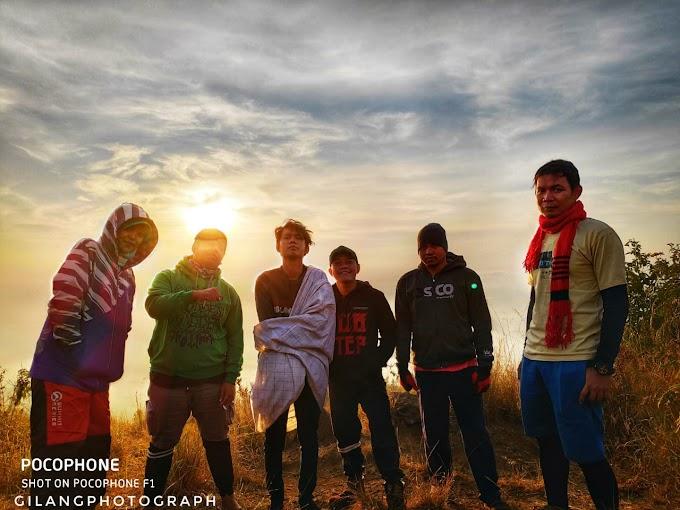 Mengejar Sunrise ke Putuk Lesung Kaki Gunung Arjuna