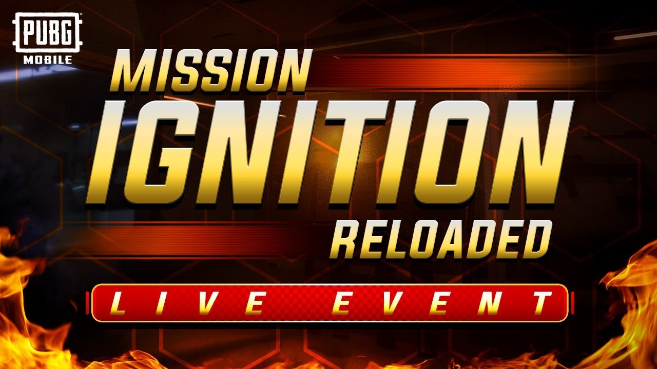 PUBG Mobile Mission Ignition Prior Air Feature Event