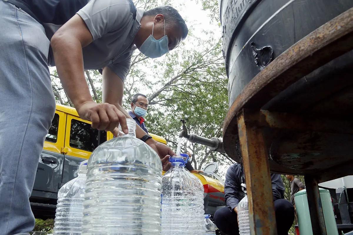 Empat Hari Tiada Air Bermula Esok, 13 Oktober Di Lembah Klang