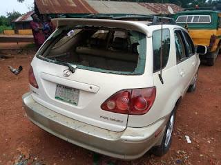 Oyo: Pandemonium as Customs officer shoots motorist in Iseyin