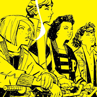Paper Girls - Uma aventura de ficção científica e suspense nos anos 80 - Indicando Quadrinhos