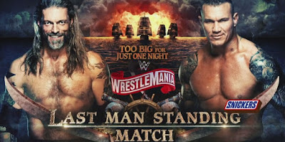 Update On Controversial Spot During The Last Man Standing Match at WrestleMania 36