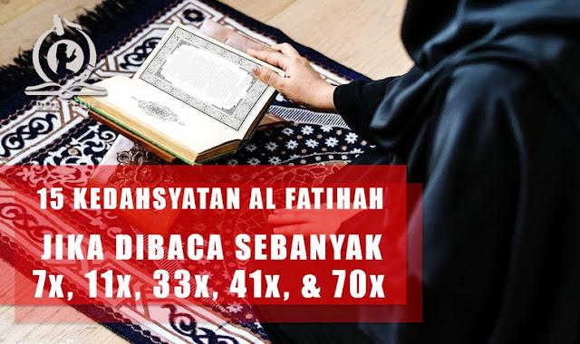 Kisah Nyata Keajaiban Surah Al Fatihah, Amalan Dahsyat Pelancar Rezeki