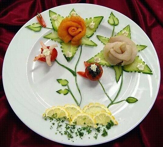 50 Creative DIY Food Plate Presentation Ideas, That Will ...
