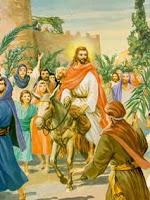 Triumphal Entrance into Jerusalem