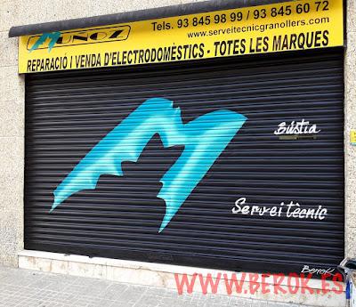 Precio graffiti persiana