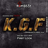 KGF's First Look Poster