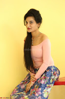 Janani Iyyer in Skirt ~  Exclusive 083.JPG