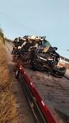 Policial rodoviario  Federal (PRF), morre em grave acidente em Bodocó  no Sertão do Pernambuco.
