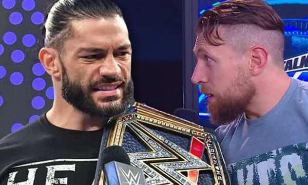 رومان رينز يوجه طلبا إلى جمهور WWE بعد إنهائه لمسيرة دانيال براين في سماك داون الاخير