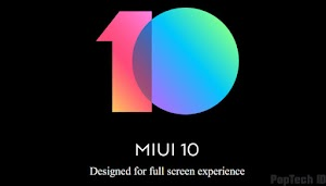 Cara Instal Update MIUI 10 - Versi 8.10.18 beta dan Versi Stabil (Stable Version)