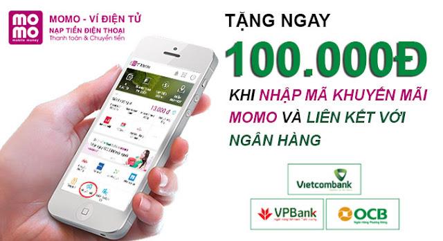 Hướng dẫn đăng ký ví điện tử MOMO để nhận ngay 100k