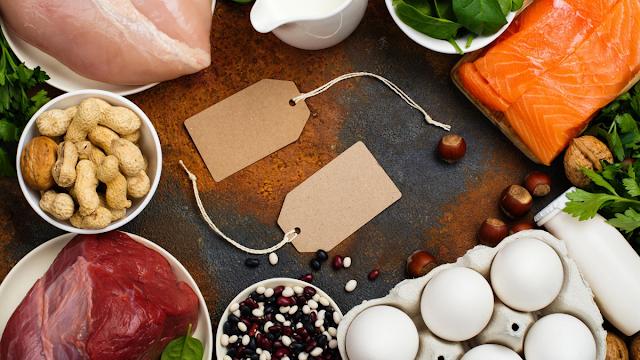 makanan tinggi protein untuk diet