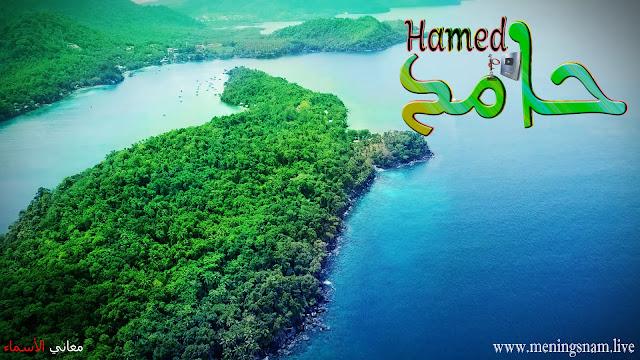 معنى اسم حامد وصفات حامل هذا الاسم Hamed