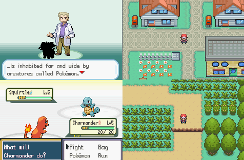 Pokemon Super Fire Red GBA ROM Download