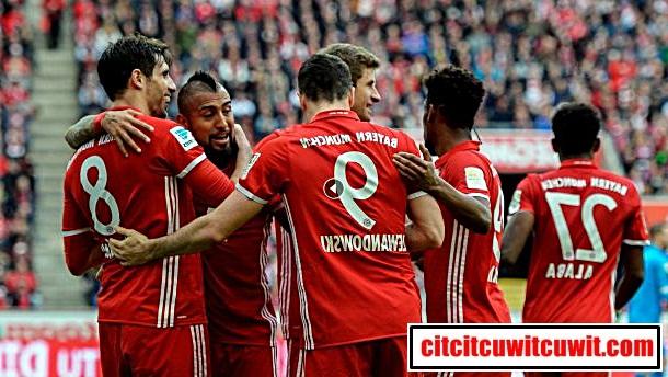 bayer munich - Klub sepakbola terkaya di dunia nomor 4