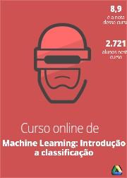Machine Learning: Introdução a classificação
