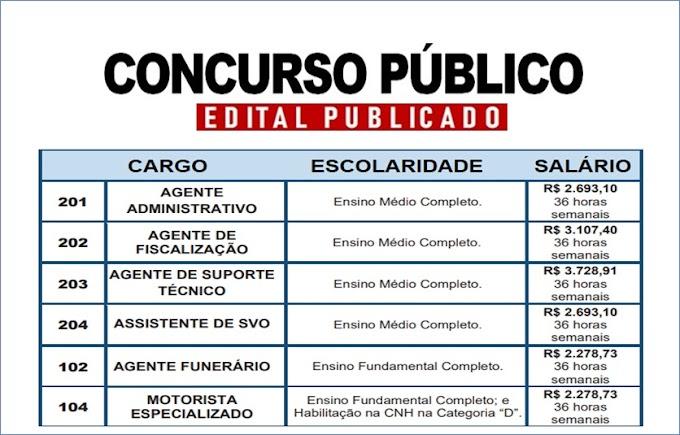Concurso Setec - SP: Inscrições abertas para níveis fundamental, médio e superior. Salários até R$ 8.286,45