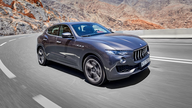 Maserati Levante S HD wallpaper