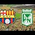 Barcelona S.C vs Atlético Nacional en vivo