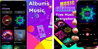 aplikasi pemutar musik di android  terbaik & gratis - online & offline- music player 2020