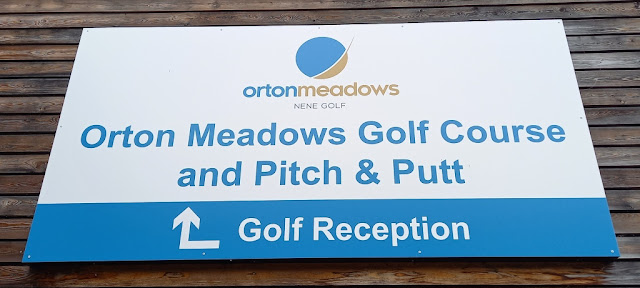 Pitch & Putt at Orton Meadows Golf Course in Peterborough, Cambridgeshire