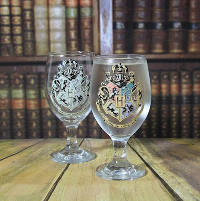 Hogwarts Color Change Glass