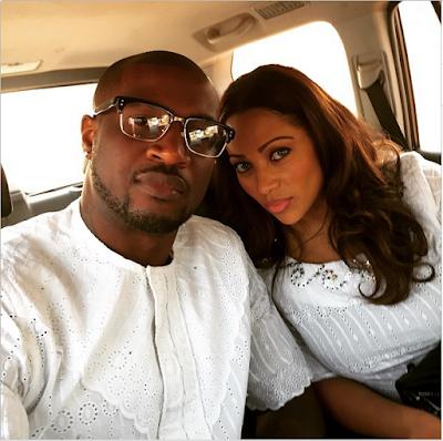 Peter Okoye Wishes Wife, Lola A Happy Birthday