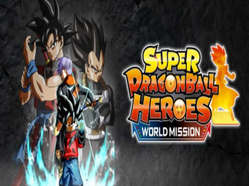 Download SUPER DRAGON BALL HEROES WORLD MISSION Game PC Free on Windows 7,8,10