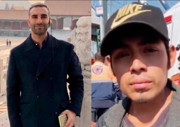 Simón Levy dará educación, techo y trabajo a Miguel, el joven que dormía bajo el metro; Lo critican en redes