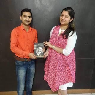 My First Interaction With Mr. Sandeep Marwah Ji In Marwah Studio | Saransh Sagar