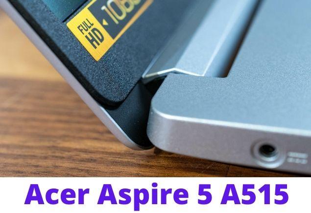 Acer Aspire 5 with Ryzen look