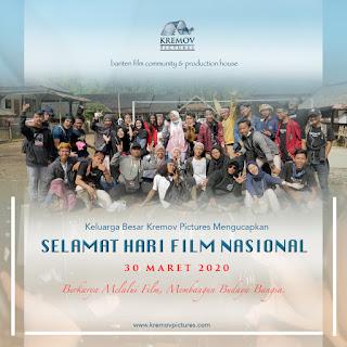 Selamat Hari Film Nasional 2020