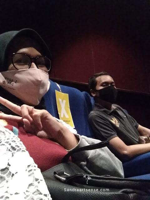 Pengalaman Nonton Film di Bioskop Lagi Setelah Setahun Pandemi