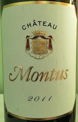 Chateau Montus 2011, de Vignobles Brumont