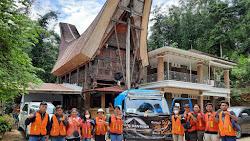 HMTI Antar Bantuan Dari Masyarakat Toraja Ke Titik Terparah Gempa Majene Sulbar