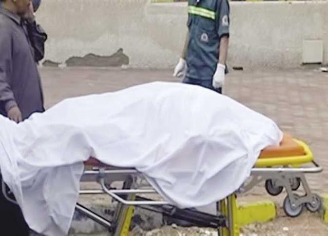 مصرع سائق سقط عليه حائط   عقار في جرجا بسوهاج