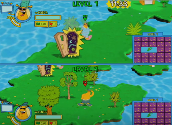 ToeJam and Earl: Back in the Groove se luce en un nuevo gameplay de Nintendo Switch
