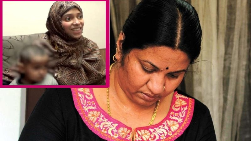 """""""After four years of seeing her and hearing her voice, I have not slept yesterday. You have come so far; Nimisha's mother Bindu,www.thekeralatimes.com"""