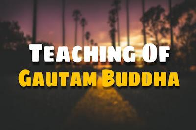 8. Teaching Of Gautam Buddha ( Inspiring Stories )