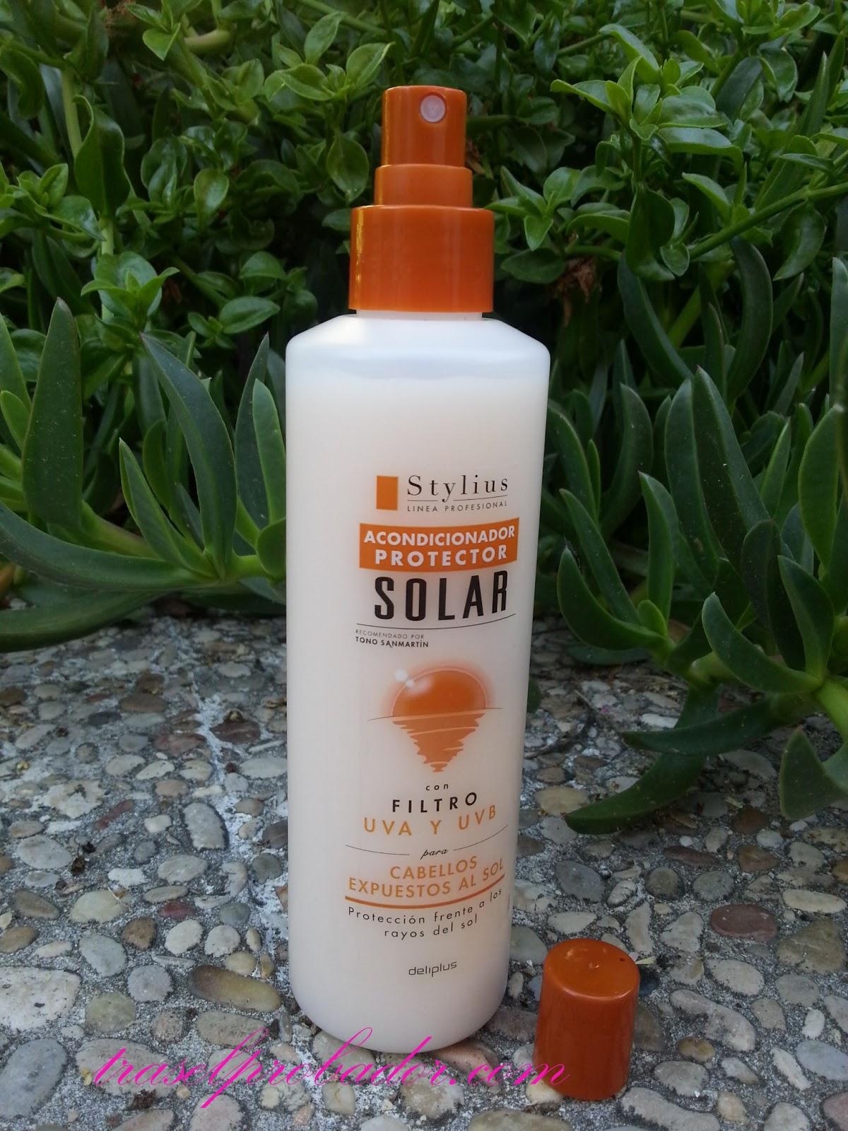 Es el Acondicionador del cabello y protector solar en spray de la línea  Solar e8b3a245c3fb