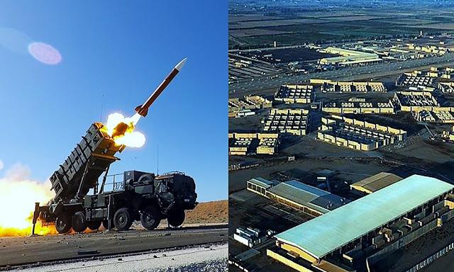 Ocho cohetes impactan en la base iraquí de Balad, que alberga soldados estadounidenses