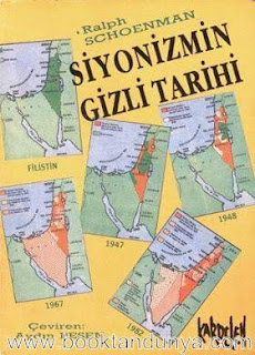 Ralph Schoenman - Siyonizmin Gizli Tarihi