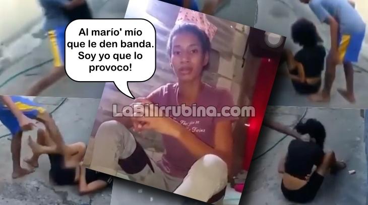 "[Video] Jeva del animalazo de Capotillo: ""Al marío' mío que le den banda"""